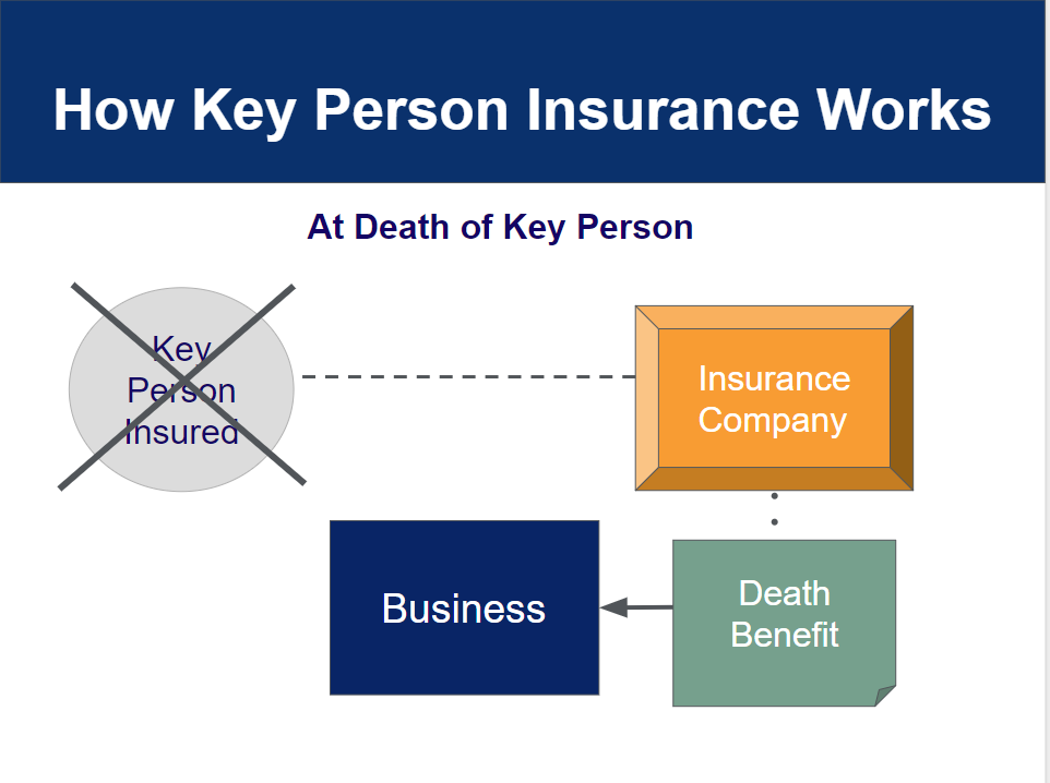 key person insurance death chart