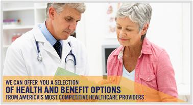 Offering Health and Benefit Options