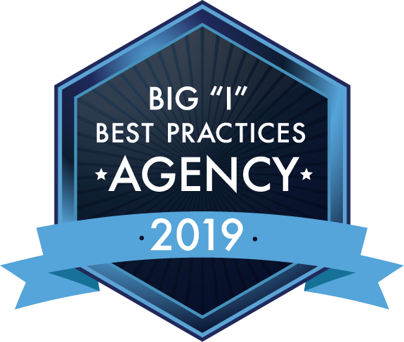 Big I Best Practices Agency 2019 Award