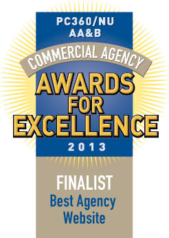 Best Agency Website Finalist