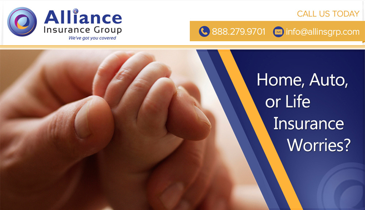 Home, auto or life insurance worries?